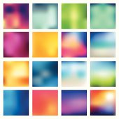Abstract blurred (blur) backgrounds.