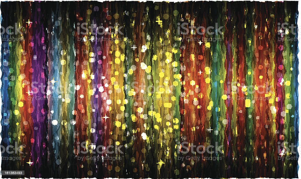 abstract bokeh background royalty-free stock vector art