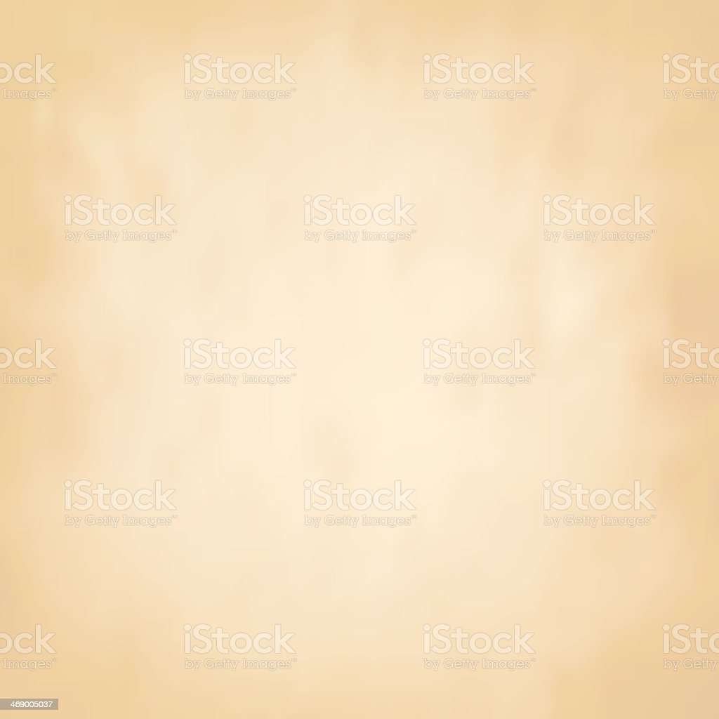 Abstract brown background old paper vector art illustration