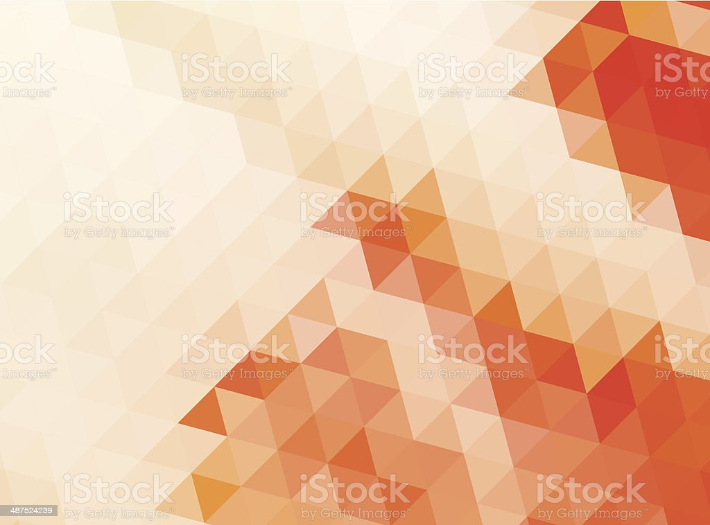 abstract brown rhombus pattern background royalty-free stock vector art
