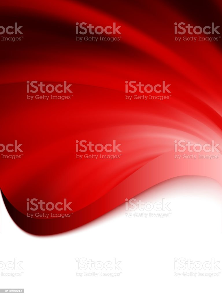 Abstract burst card Template. EPS 8 royalty-free stock vector art