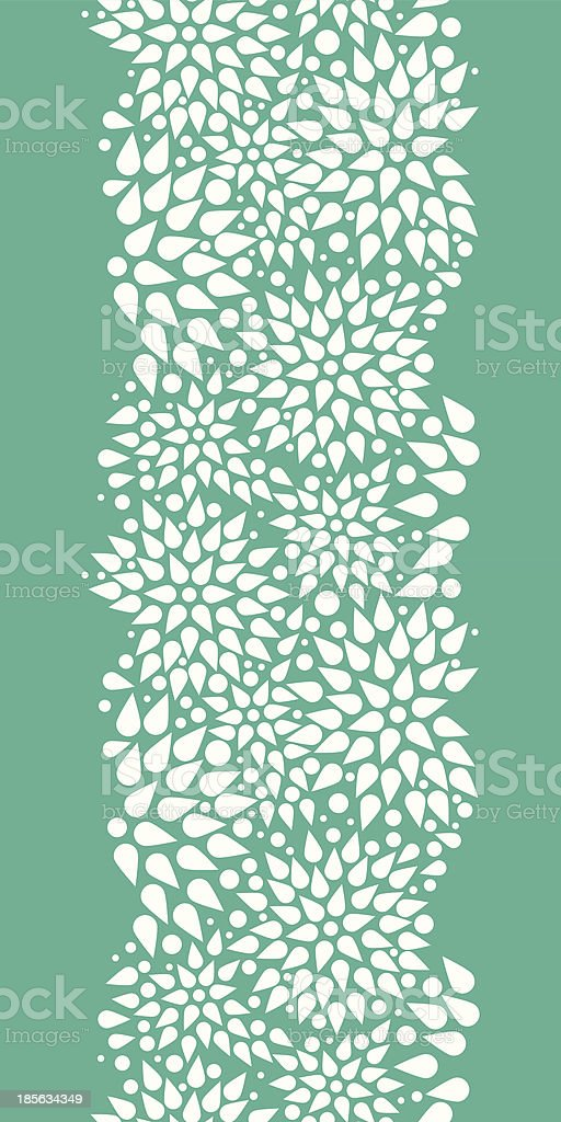 abstract bursts seamless pattern background vertical border royalty-free stock vector art