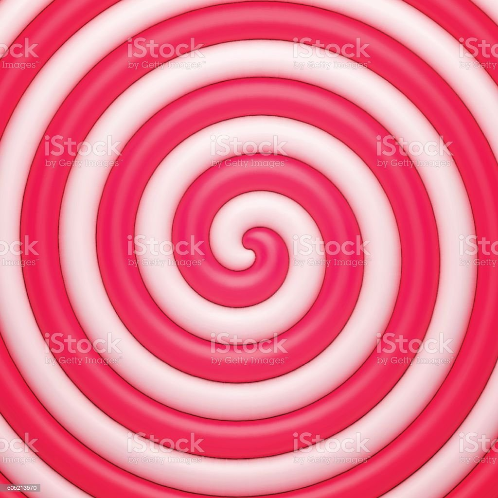 Abstract candy background vector art illustration