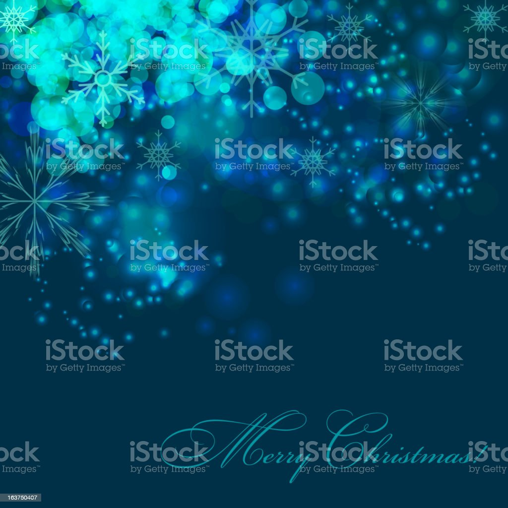 Abstract  Christmas and New Year background. vector illustration royalty-free stock vector art