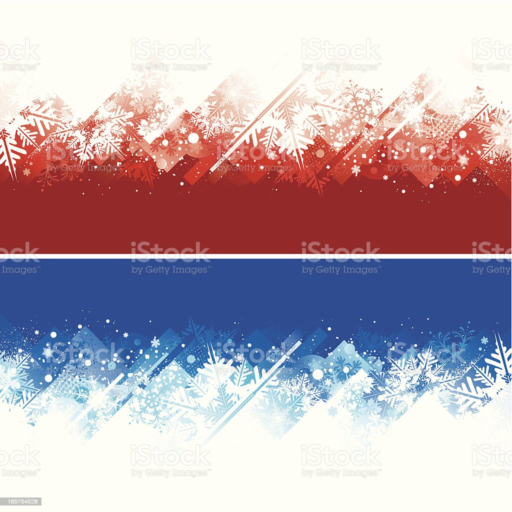 Abstract Christmas backgrounds royalty-free stock vector art