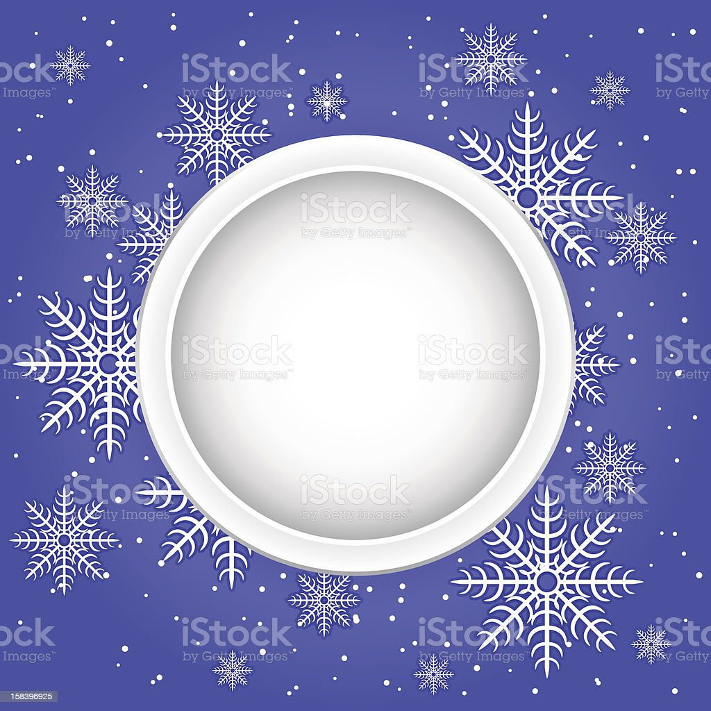 Abstract christmas pattern royalty-free stock vector art