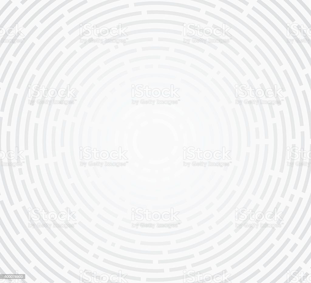 Abstract Circle Background vector art illustration