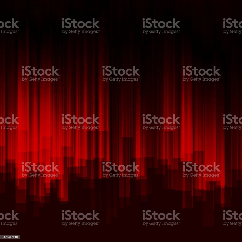 abstract color technology stripe pattern background vector art illustration