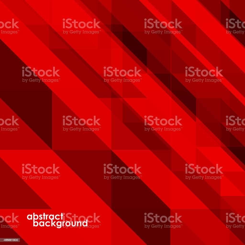 Abstract colorful background from triangles. Vector illustration. Eps 10 vector art illustration