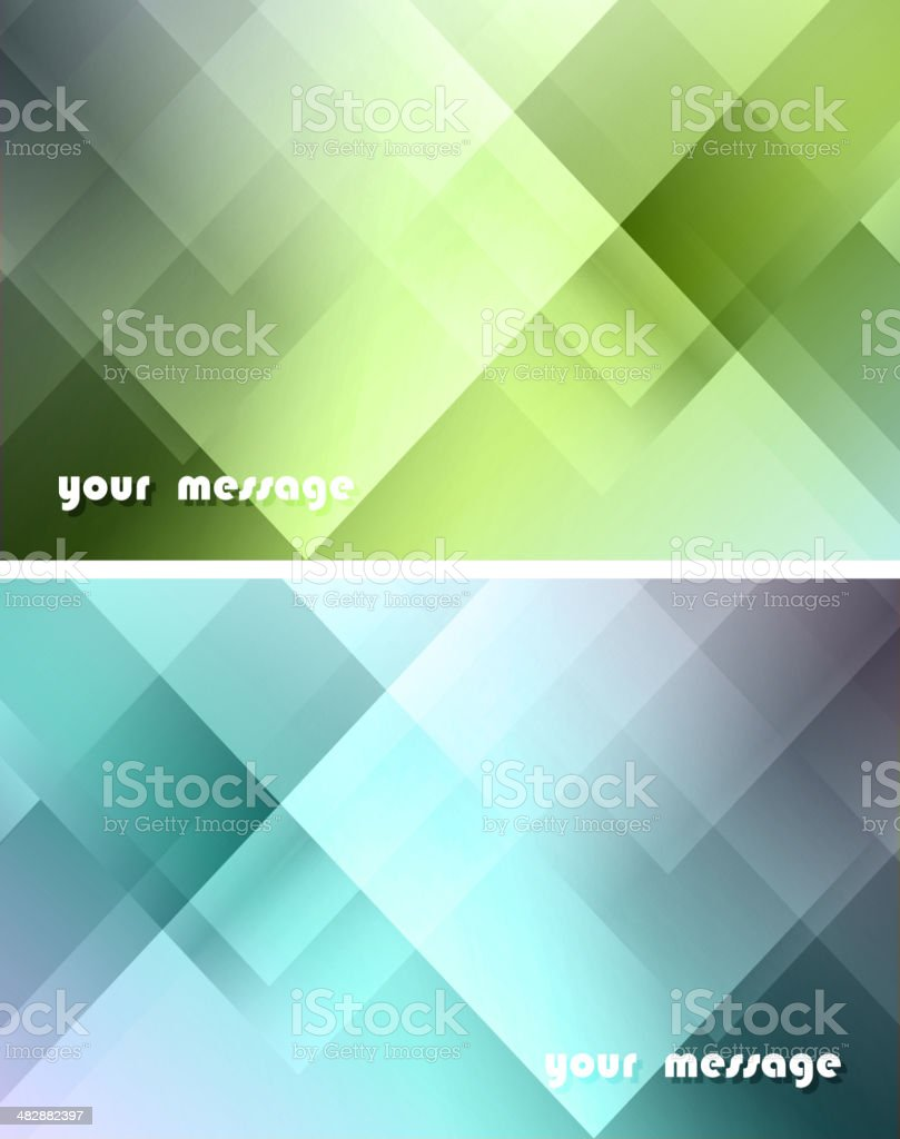 Abstract colorful background royalty-free stock vector art