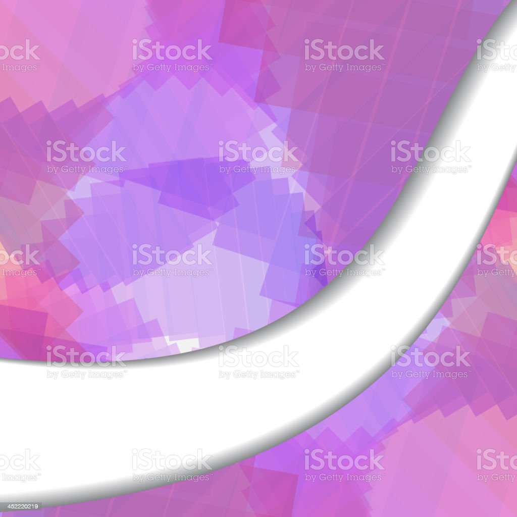 Abstract colorful illustration royalty-free stock vector art