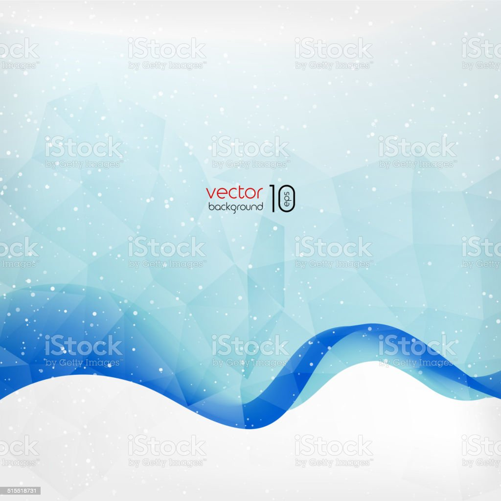 Abstract colorful line vector background vector art illustration