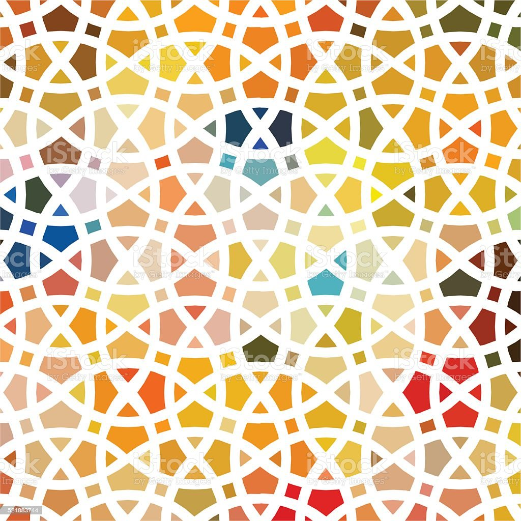 abstract colorful texture pattern background vector art illustration