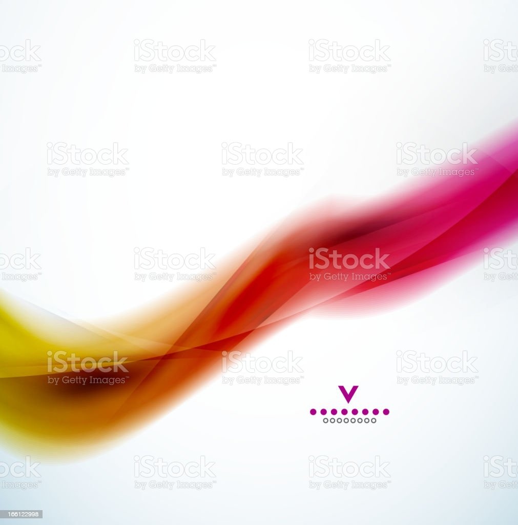 Abstract creative background royalty-free stock vector art