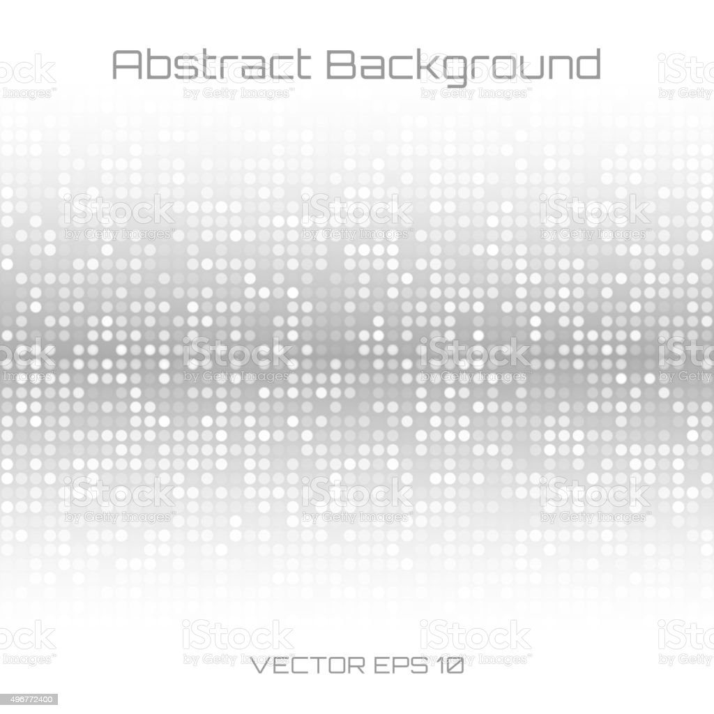 Abstract Dark Gray Technology Cover Background vector art illustration