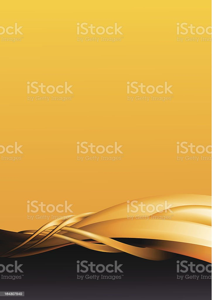 Abstract Design Element royalty-free stock vector art