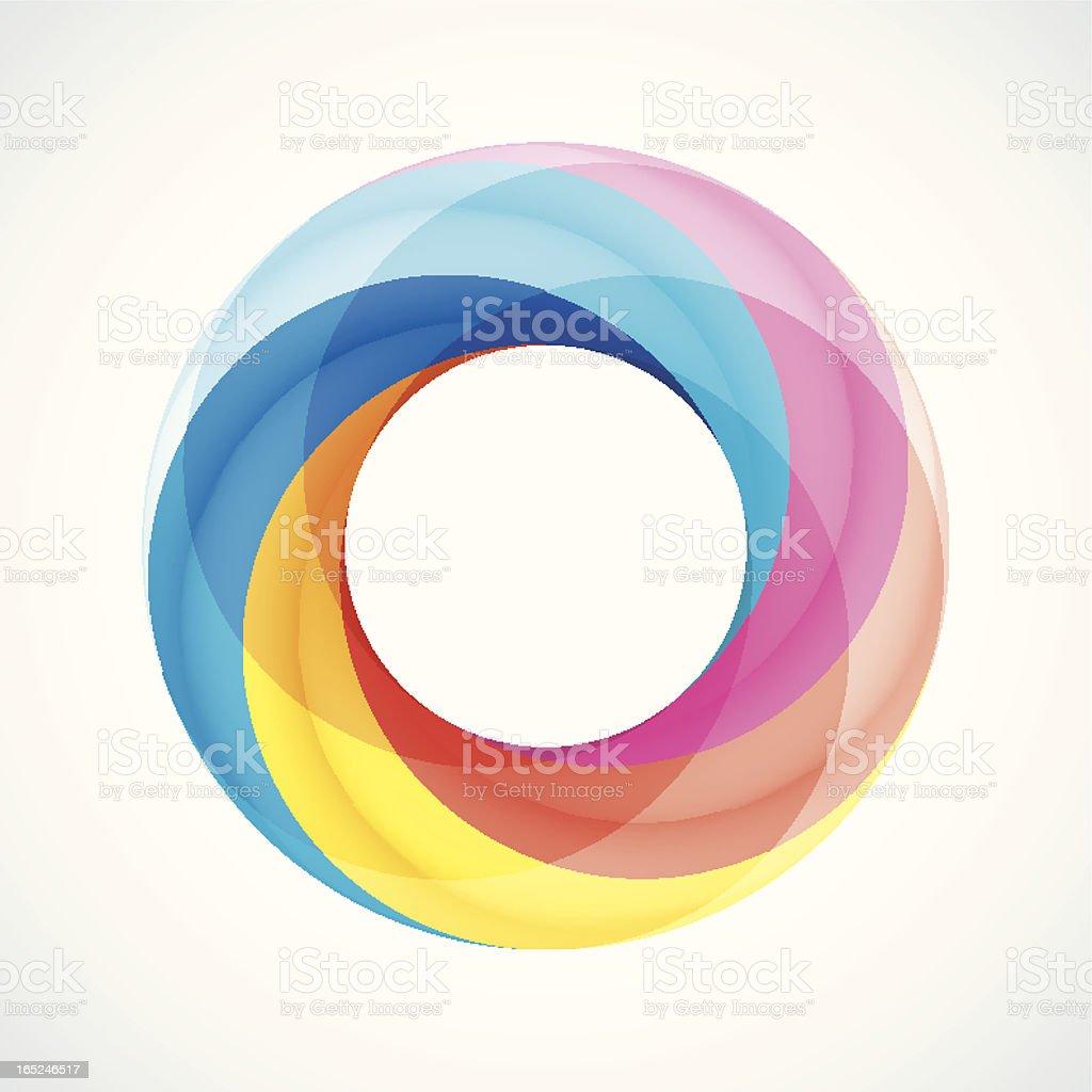 Как сделать круг для значков