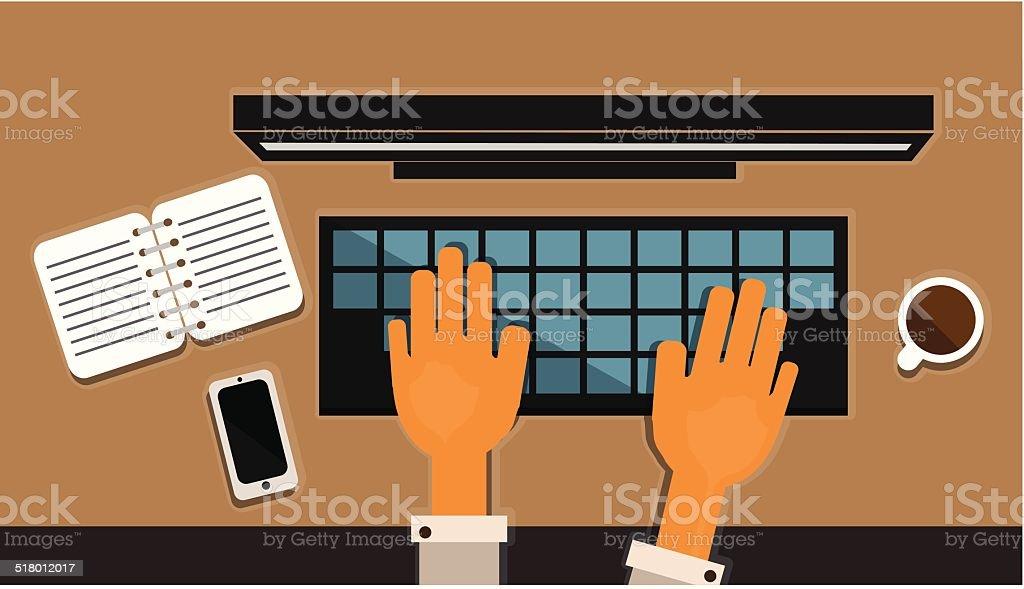 Sfondo Desktop illustrazione royalty-free