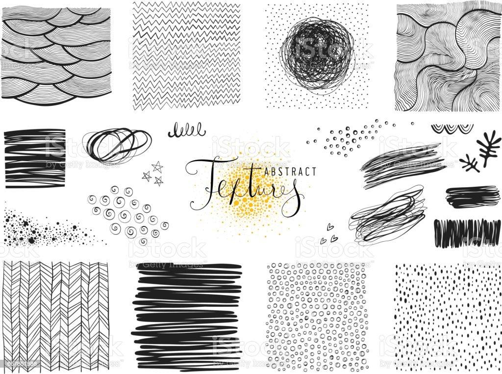 Abstract Elements_02 vector art illustration