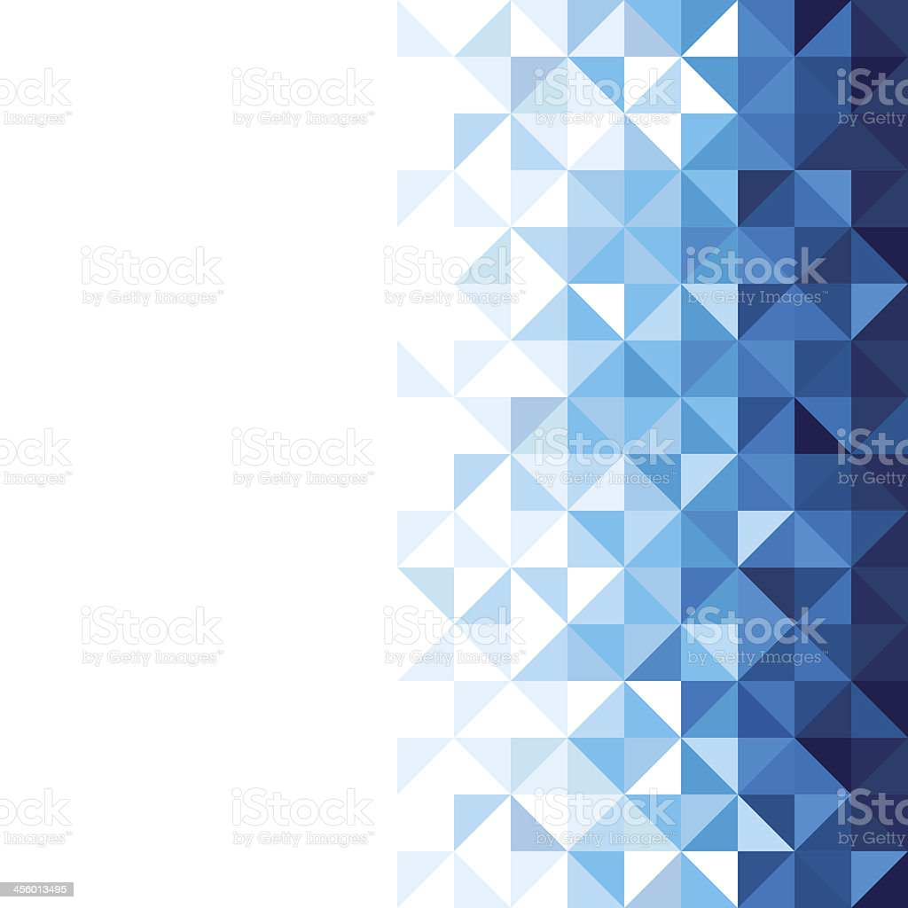 Abstract Geometric Background vector art illustration