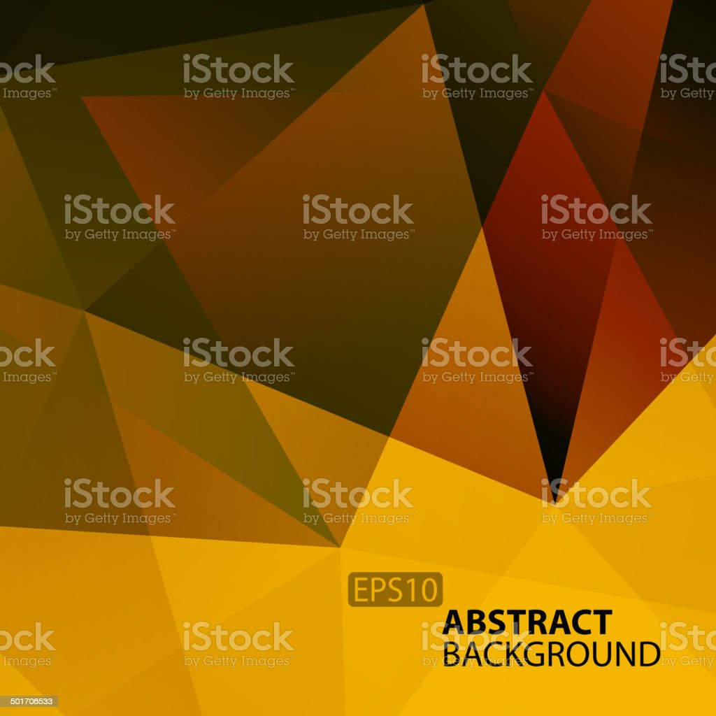Abstract Geometric Background. royalty-free stock vector art