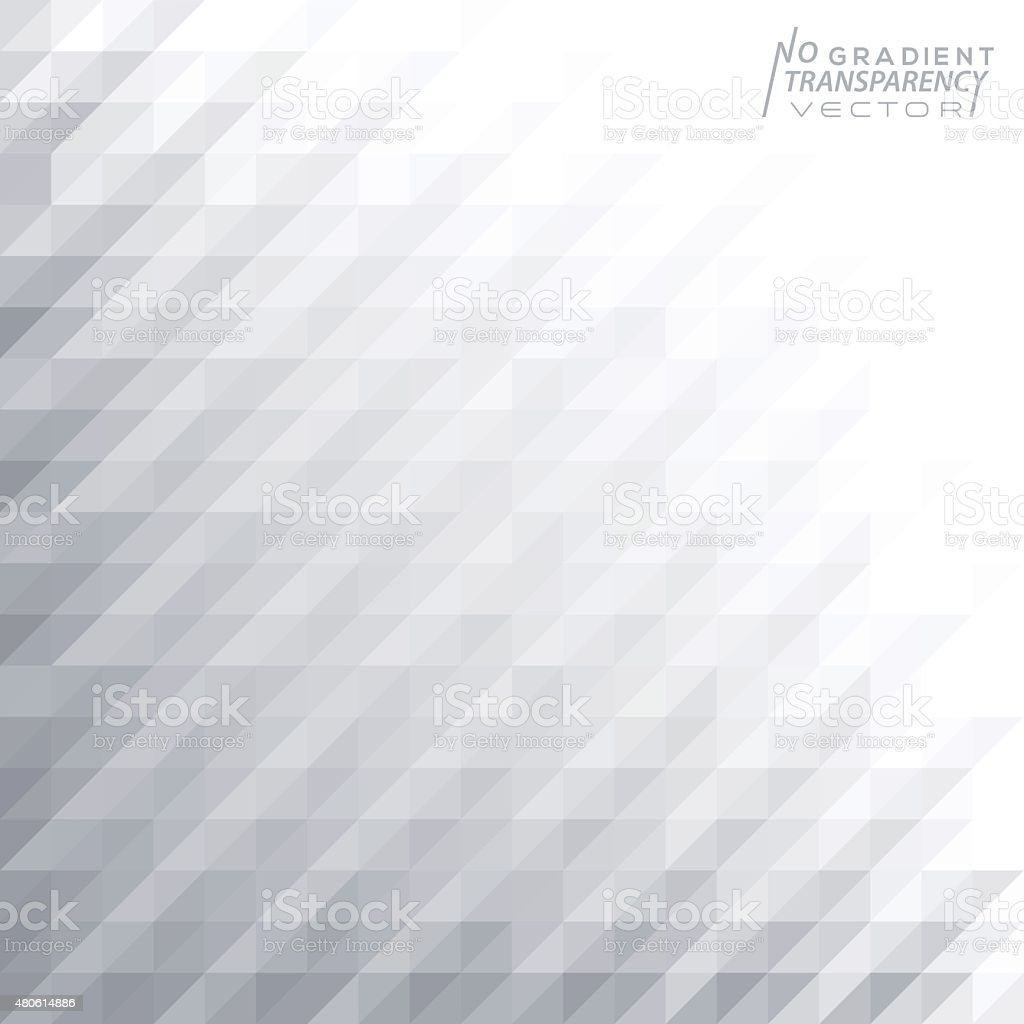 Abstract geometric background with grey tones vector art illustration