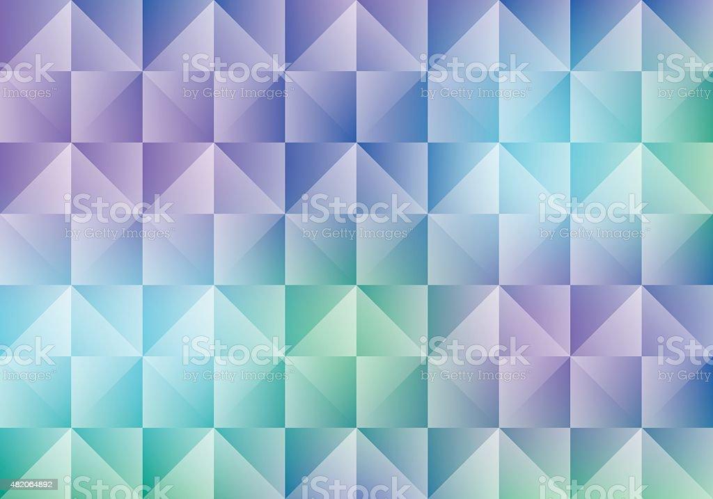 Abstract Geometric Pattern vector art illustration