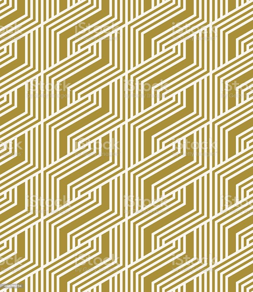 abstract geometric striped pattern vector art illustration