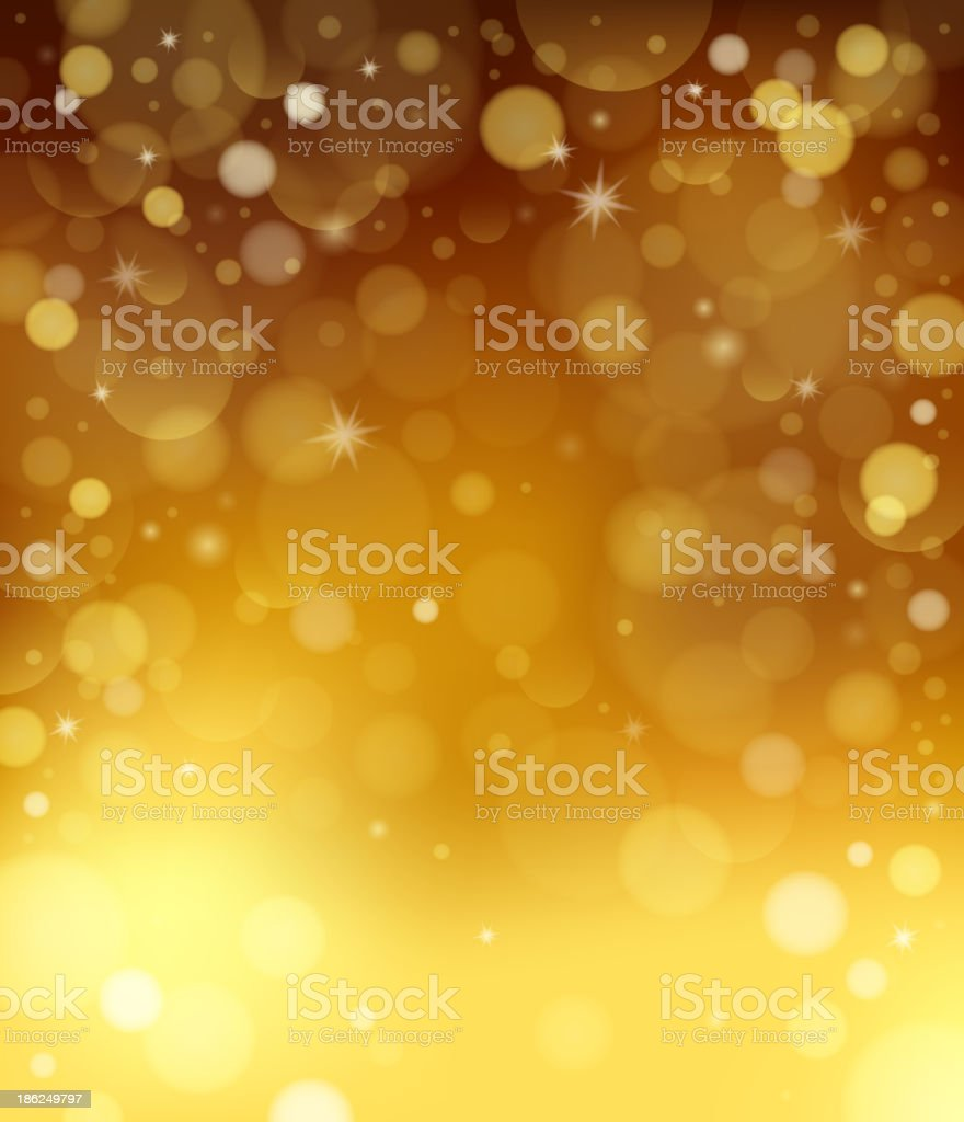Abstract golden background 1 royalty-free stock vector art
