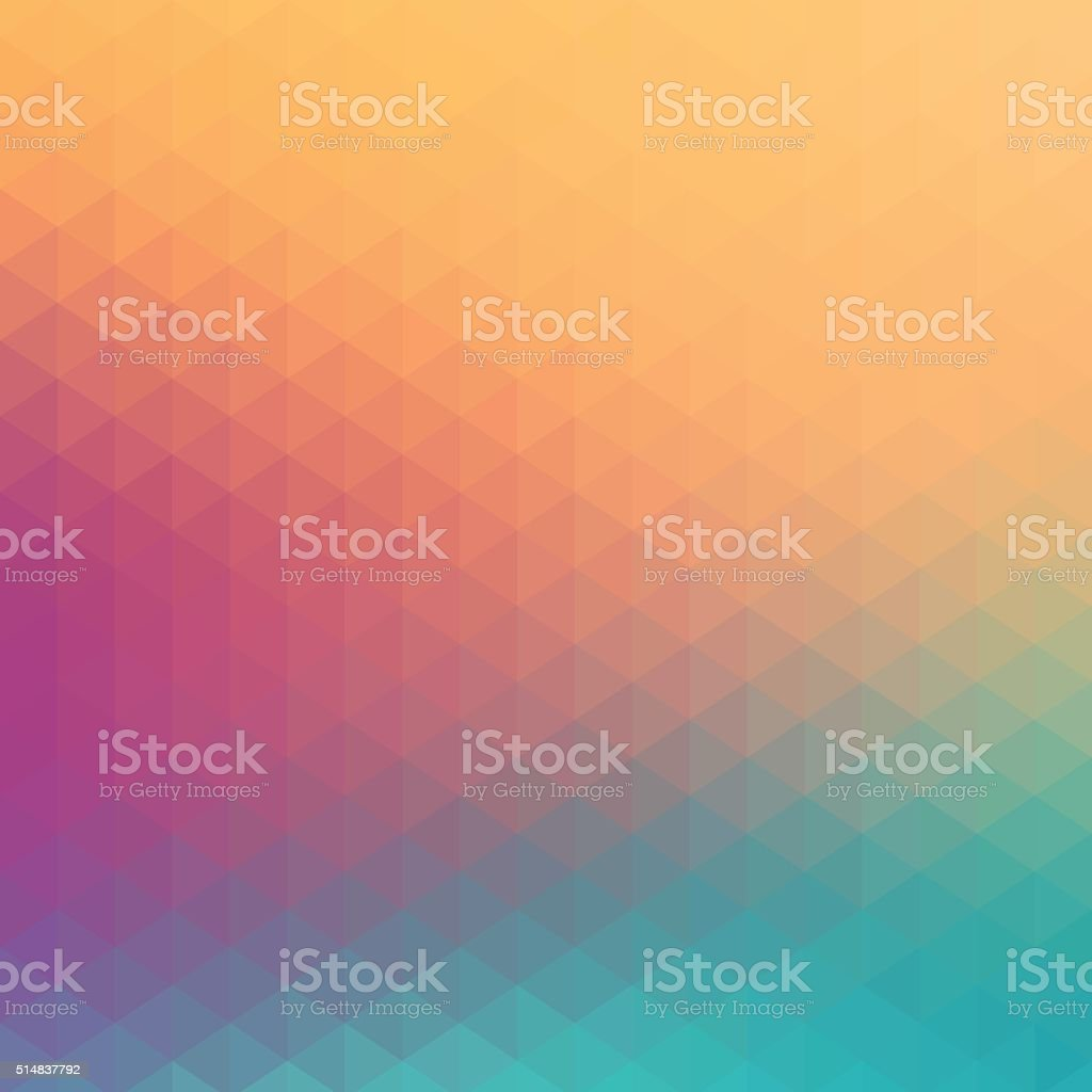 Abstract gradient art, geometric vector background vector art illustration