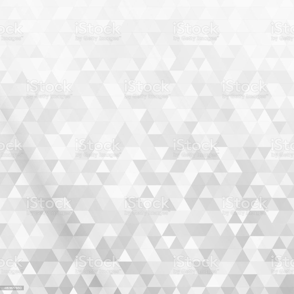 Abstract gray background vector art illustration