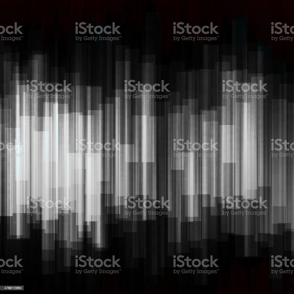 abstract gray technology stripe pattern background vector art illustration