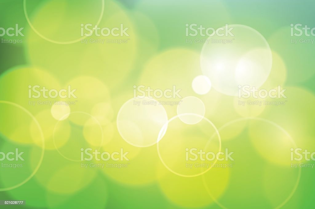 Abstract green background royalty-free stock vector art