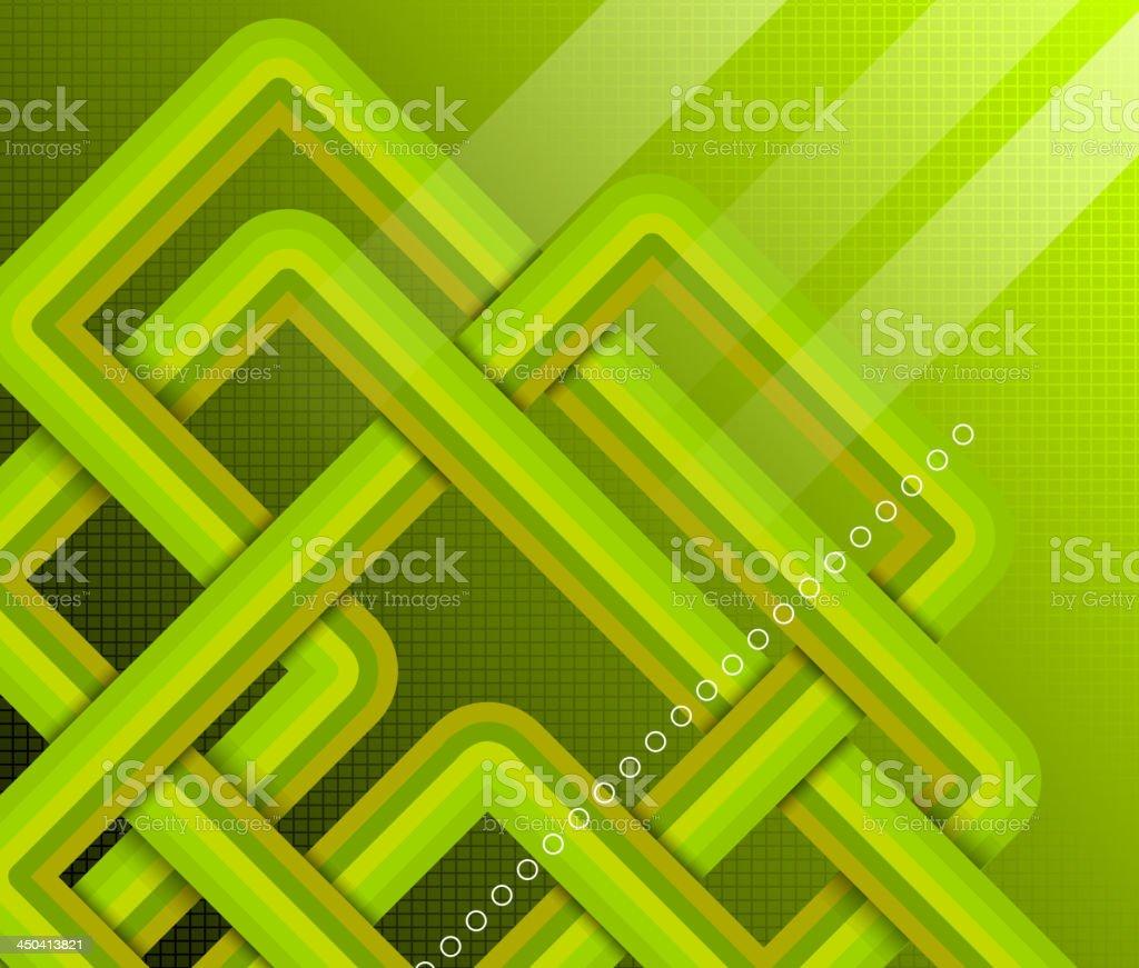 Abstract green estructura illustracion libre de derechos libre de derechos