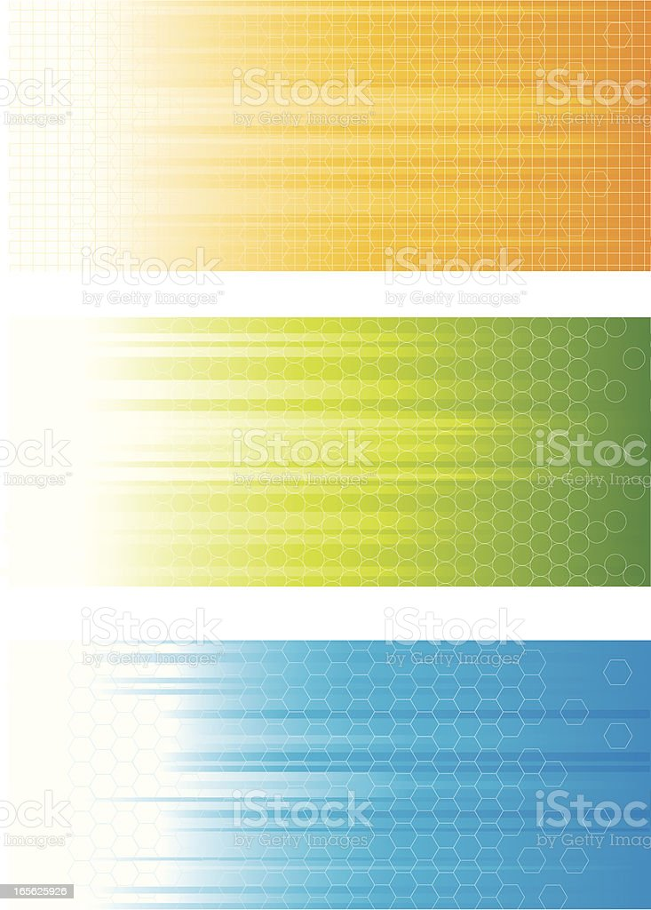 Abstract Grid Backgrounds royalty-free stock vector art
