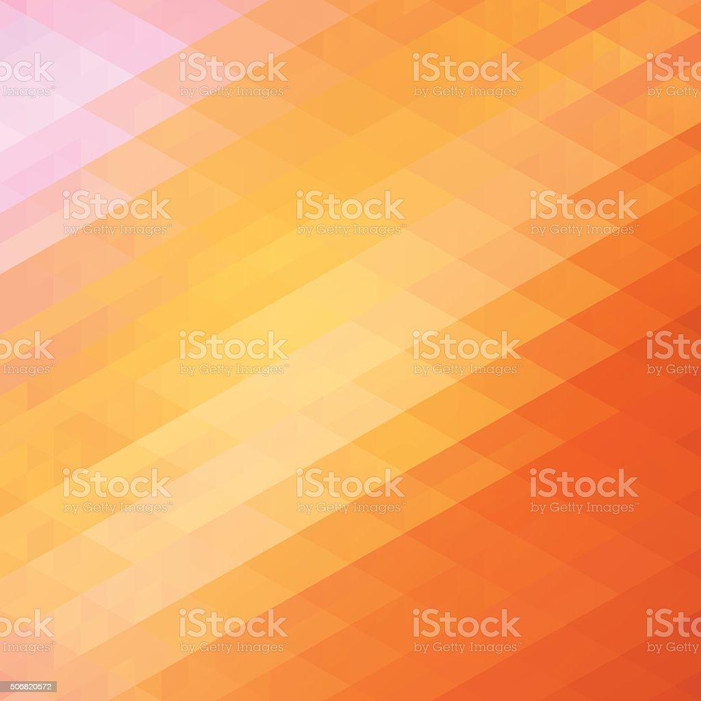 Abstract grid mosaic background. Creative Design Templates vector art illustration