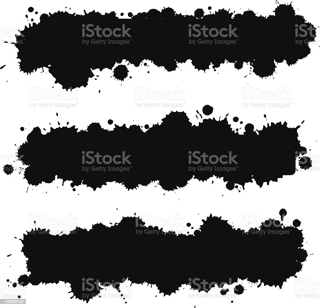 abstract grunge background with spotes royalty-free stock vector art