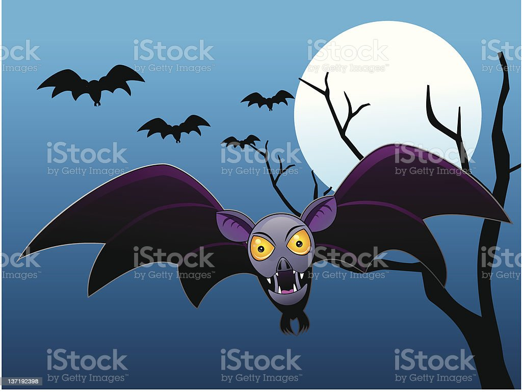 abstract halloween background royalty-free stock vector art