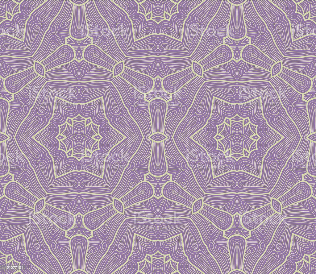 Abstract hand-drawn pattern, background royalty-free stock vector art