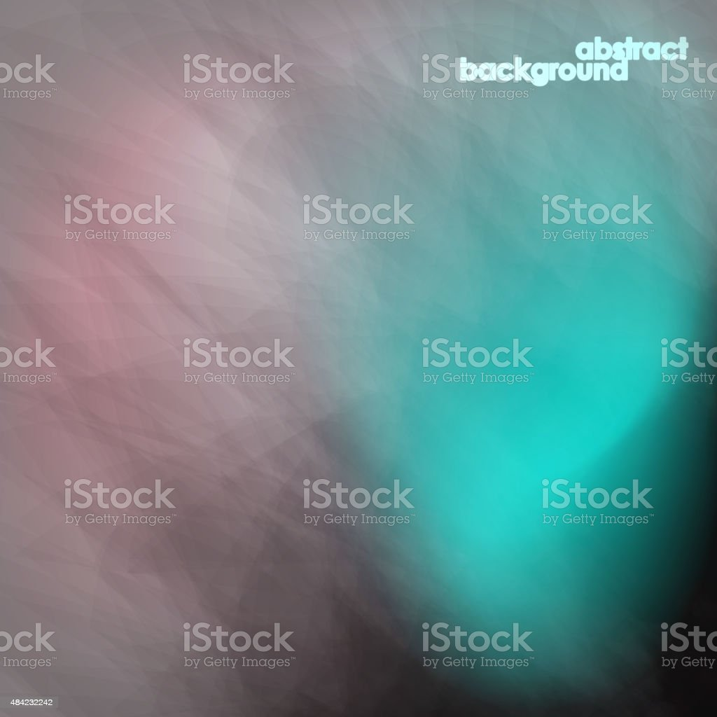 Abstract illustration, colorful background vector art illustration