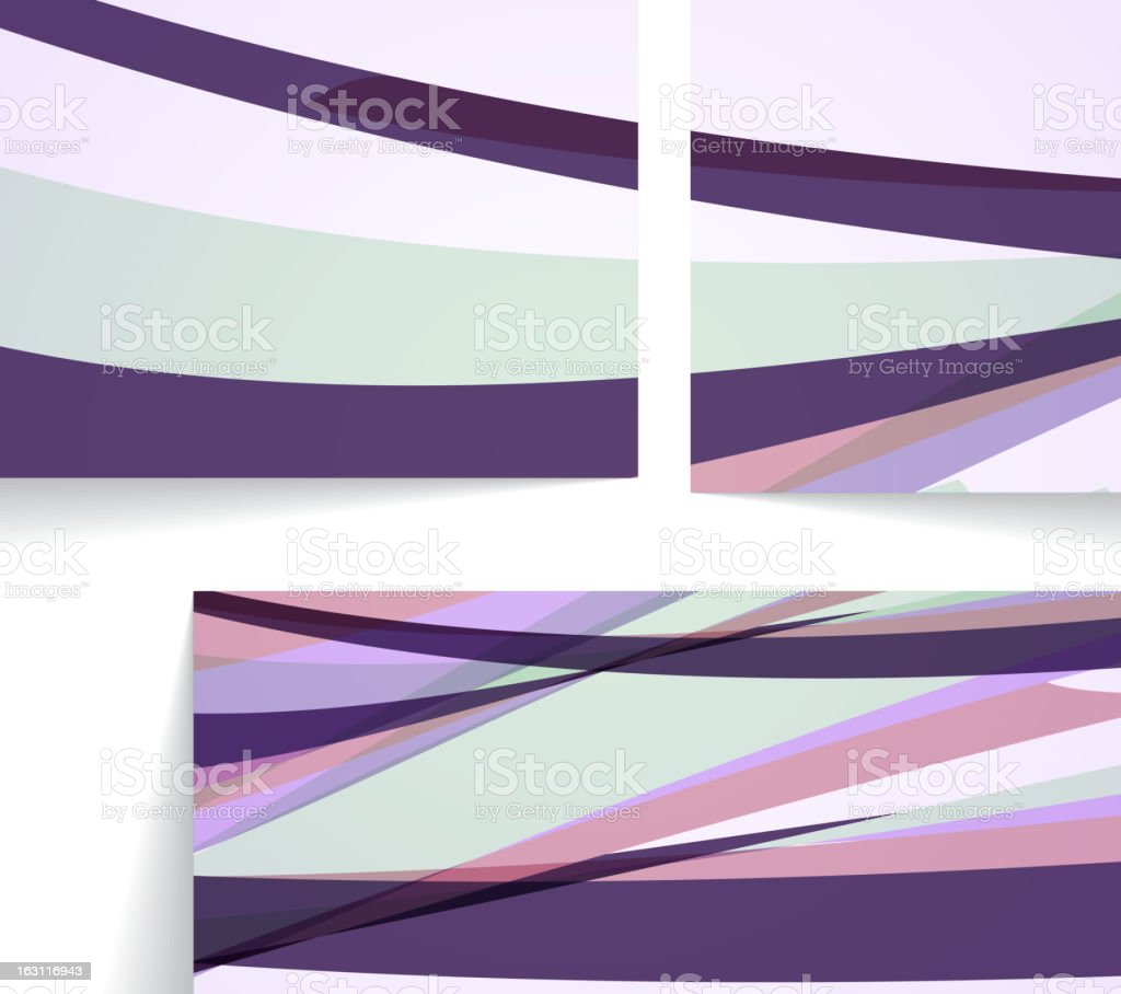 Abstract illustration, colorful composition. royalty-free stock vector art