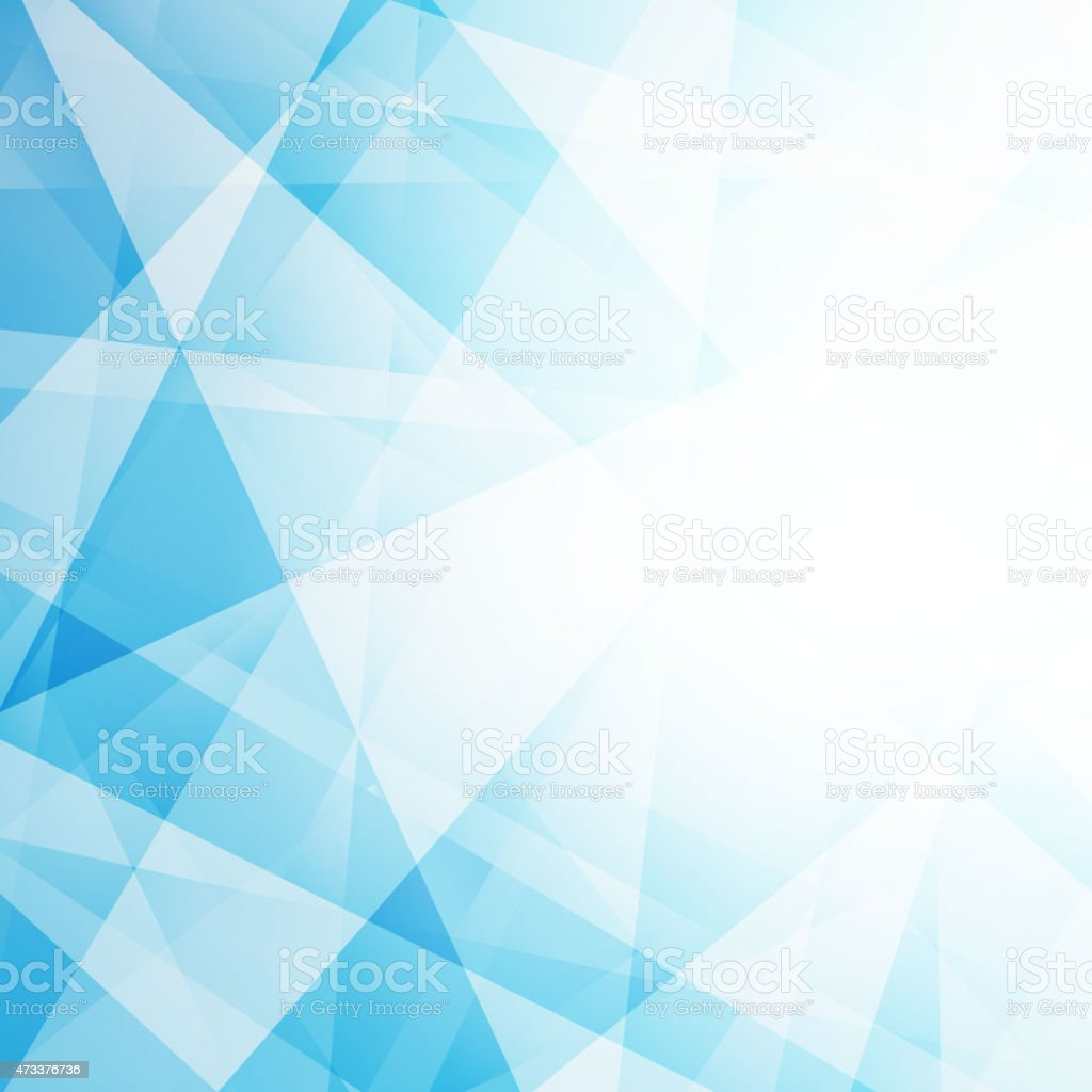 Abstract light blue background. Vector vector art illustration