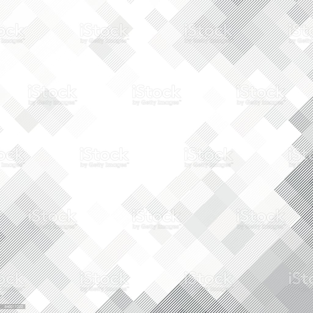 Abstract line art geometric background vector art illustration