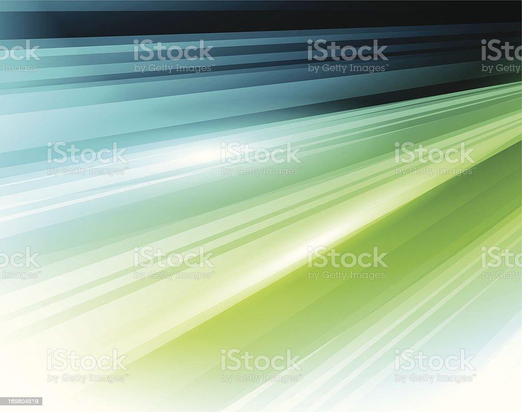 Abstract lines vector art illustration