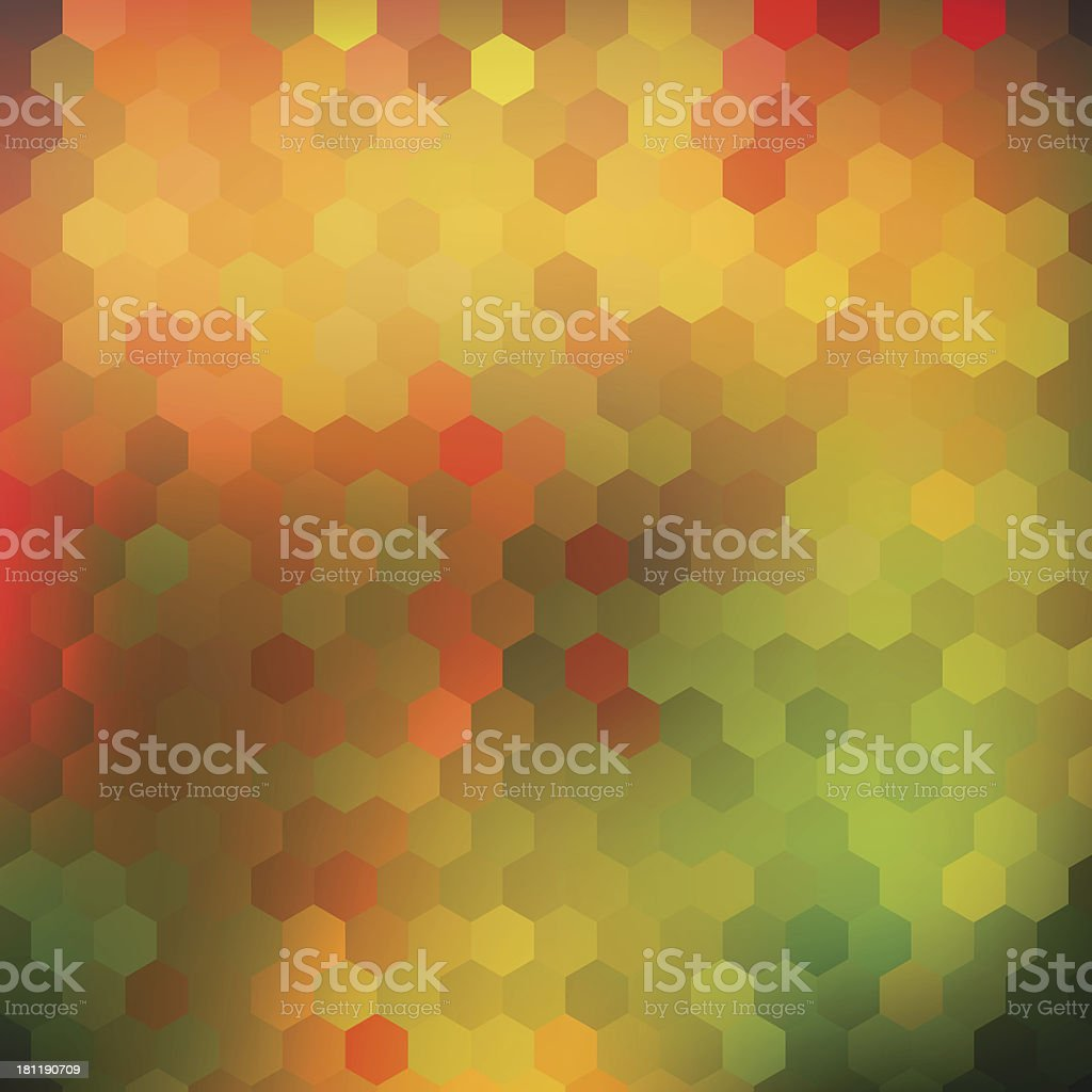 Abstract mozaic colorful background royalty-free stock vector art