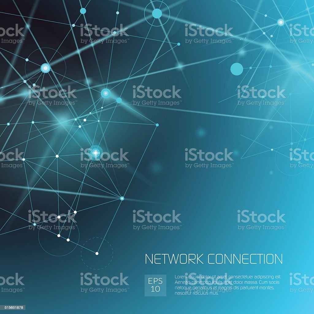 abstract network background - photo #36