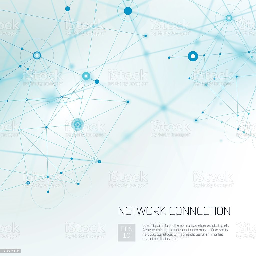 abstract network background - photo #13