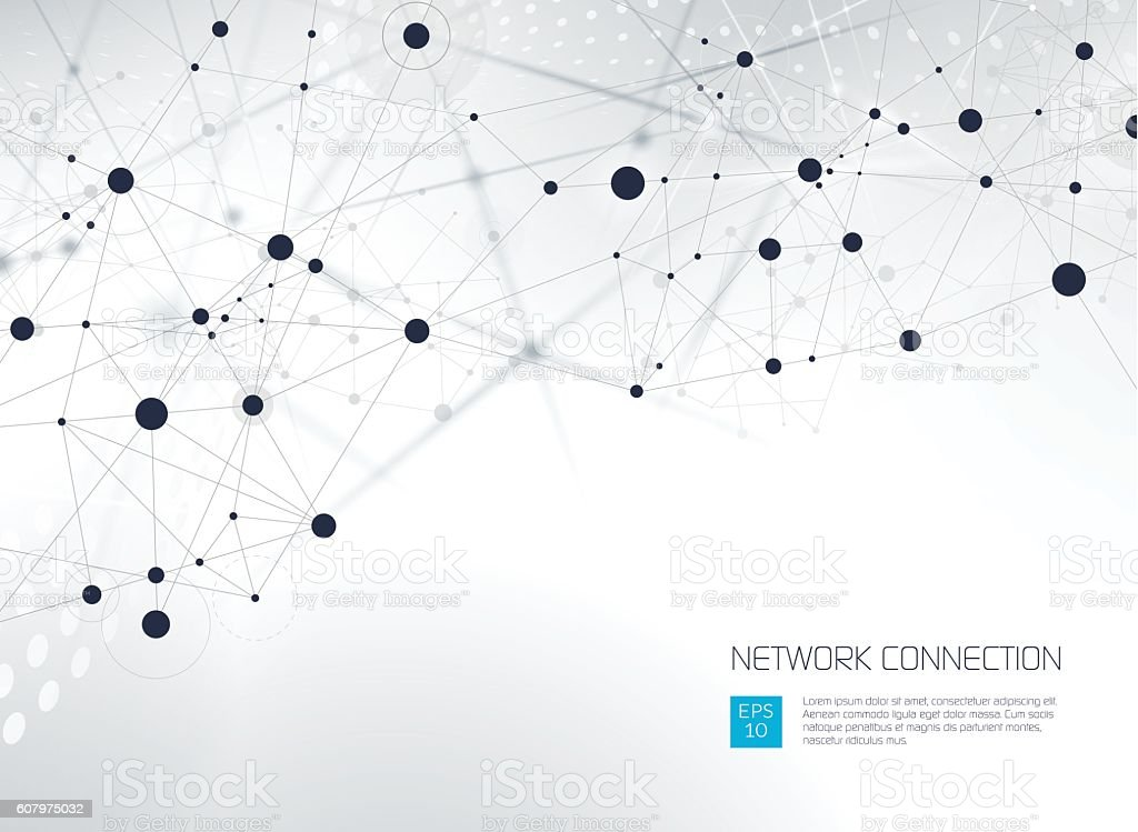 abstract network background - photo #3