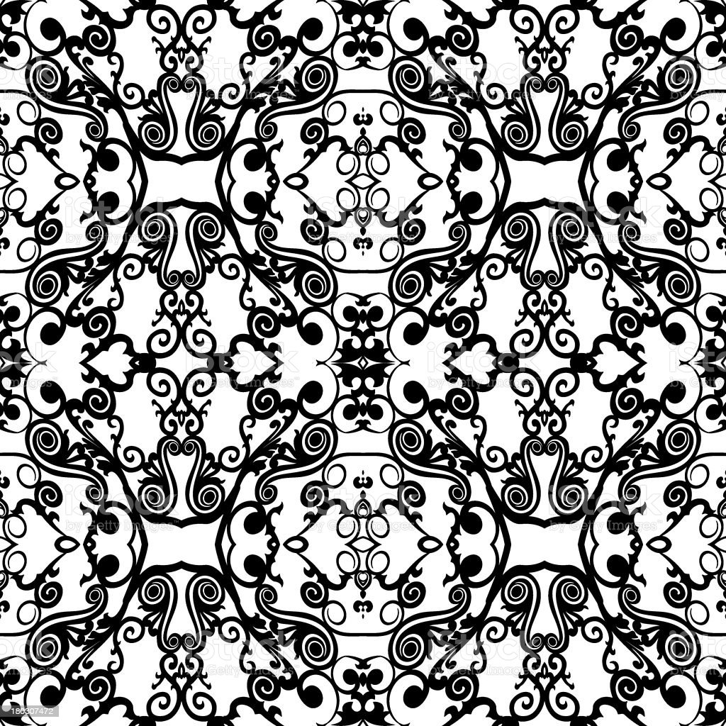 Abstract ornament background. royalty-free stock vector art