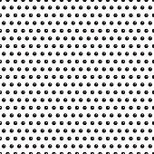 Abstract Polka Dot Seamless Pattern